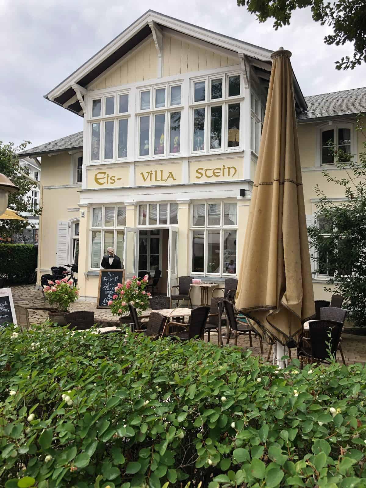 Eis Villa Stein