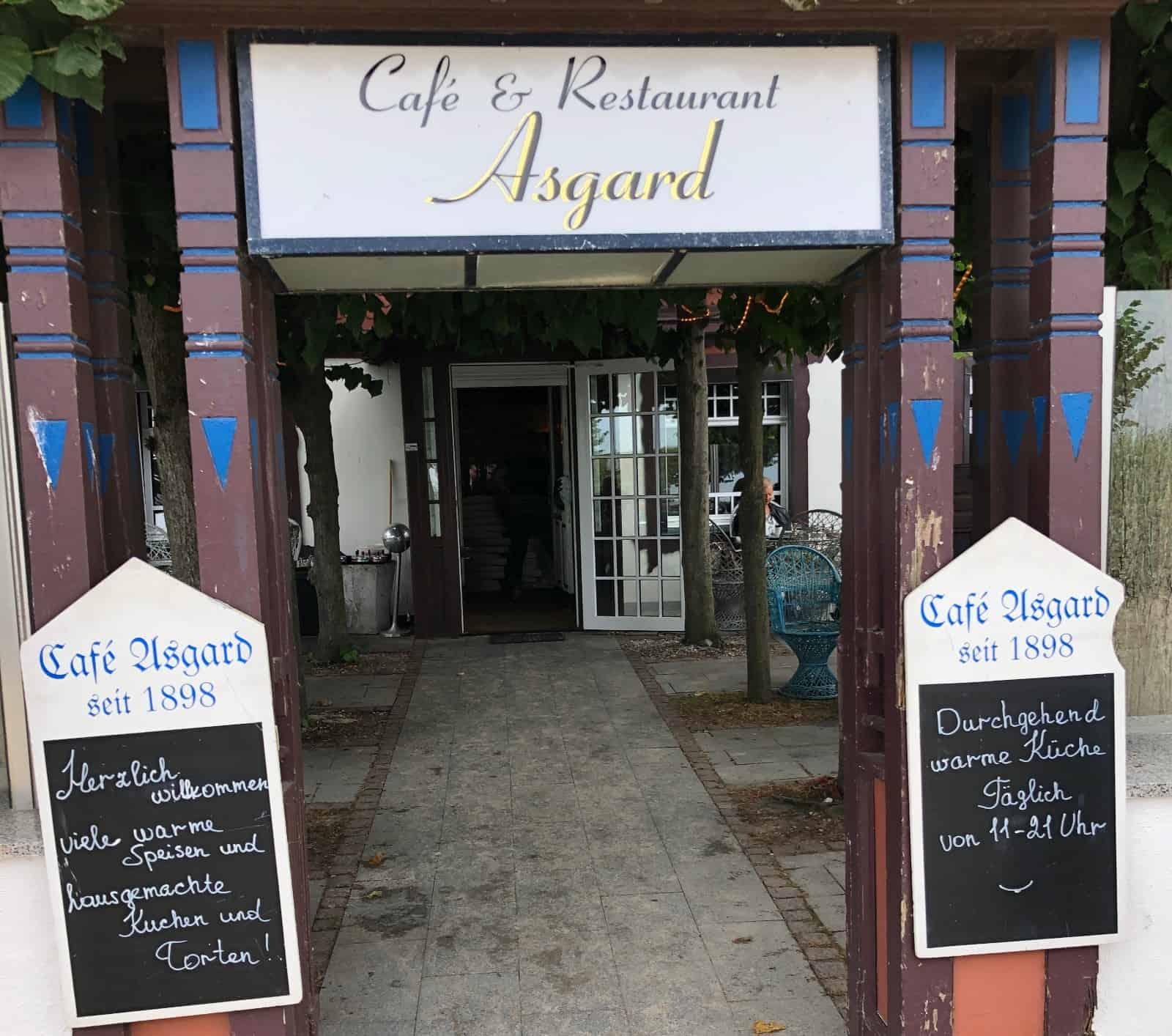 Cafe Asgard