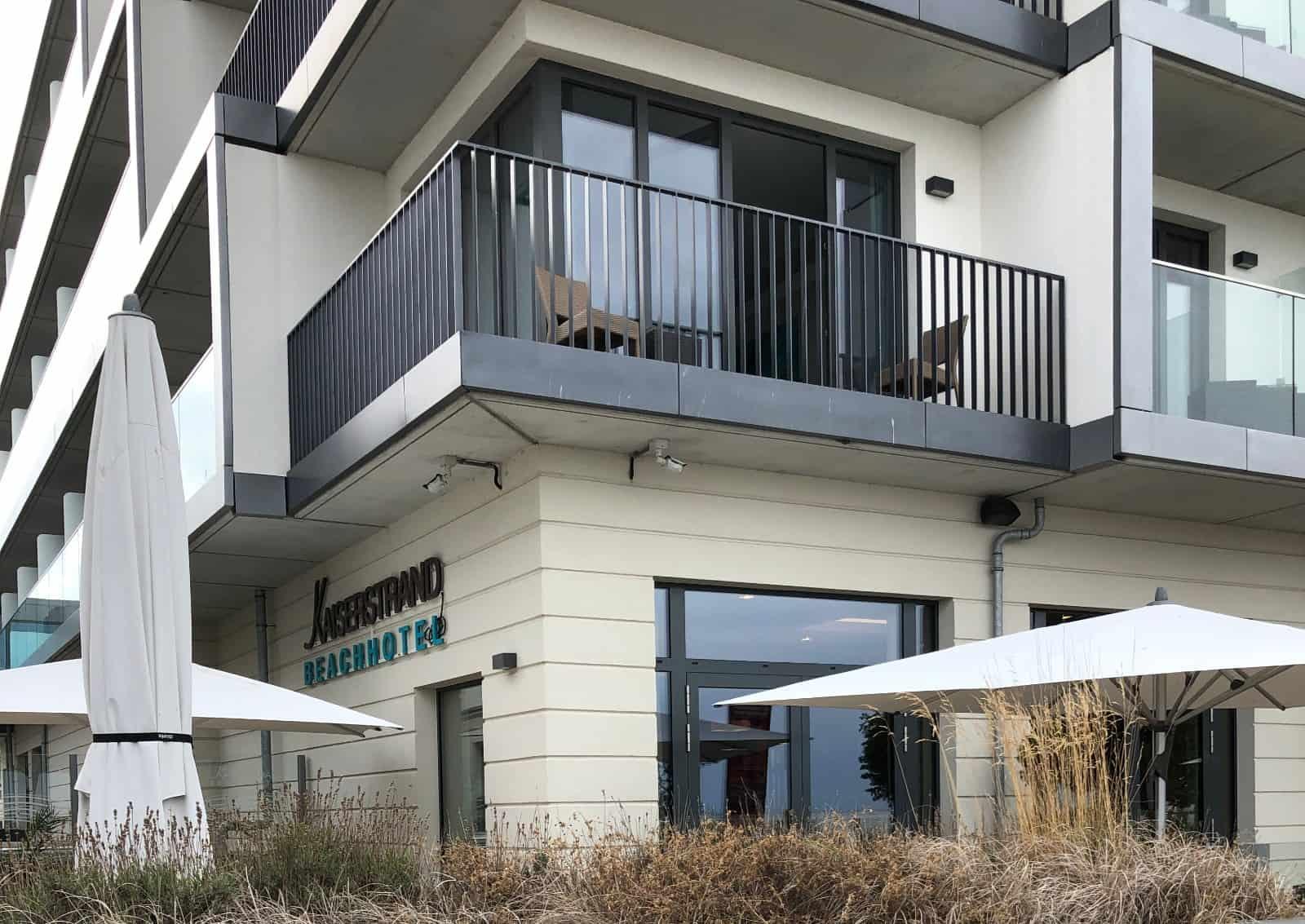 Beachhotel Kaiserstrand